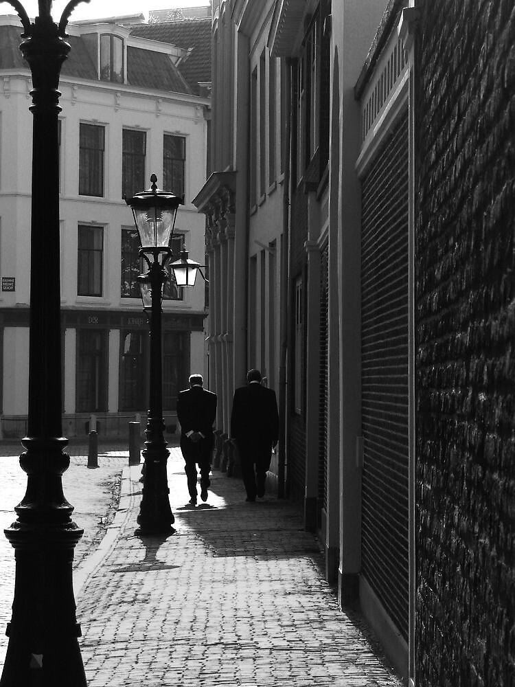 Two Gentlemen by Alison Netsel