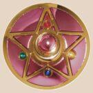 Sailor Moon's Crystal Star Compact by bunnyparadise