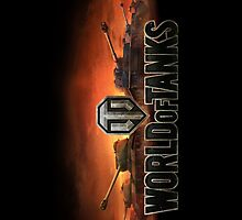 World of Tanks by graphictor