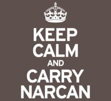 Carry Narcan by Nigel  Brunsdon