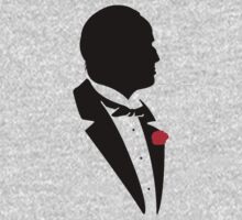 The Godfather Silhouette by Luc Kersten