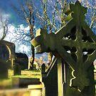 Celtic Cross by Brendan Buckley