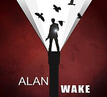 Alan Wake by Deividas