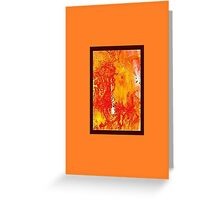 JWFrench Collection Marbled Card 25 Greeting Card