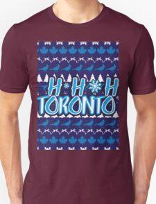 Ho Ho Ho, Toronto Unisex T-Shirt