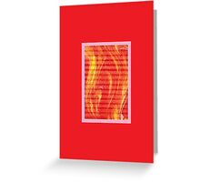 JWFrench Collection Marbled Card 31 Greeting Card