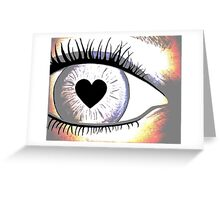 Eye Love Greeting Card
