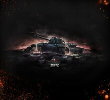World of Tanks Blitz by graphictor