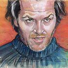 I am Jack's inflamed sense of rejection. by Derek Shockey