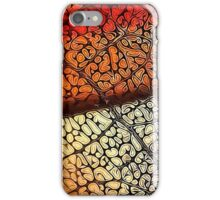 Prints in the Dust iPhone Case/Skin