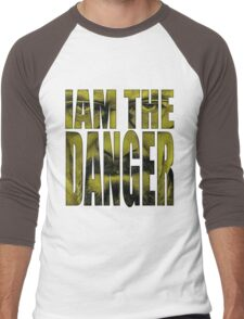 """Walter """"Danger"""" White V.2 Men's Baseball ¾ T-Shirt"""