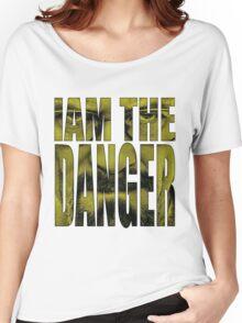 """Walter """"Danger"""" White V.2 Women's Relaxed Fit T-Shirt"""