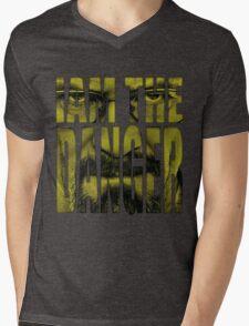 """Walter """"Danger"""" White V.2 Mens V-Neck T-Shirt"""