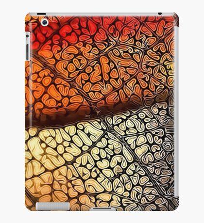 Prints in the Dust iPad Case/Skin