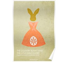 The Country Bunny and the Little Gold Shoes Poster
