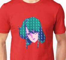 KILLGIRL.EXE (Blue) Unisex T-Shirt