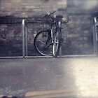 Bikes in the Rain by babibell