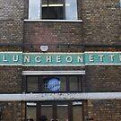 Brick Lane Luncheonette by babibell