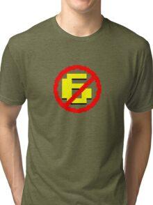 Anti-Sixer Pride Tri-blend T-Shirt