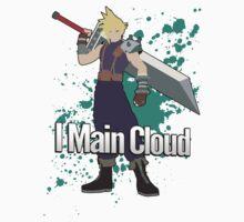I Main Cloud - Super Smash Bros by PrincessCatanna
