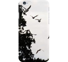 I Want To Fly Away iPhone Case/Skin