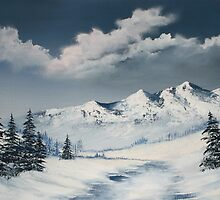 Blue Winter by Craig Granato