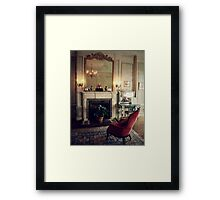 Right Here Waiting Framed Print