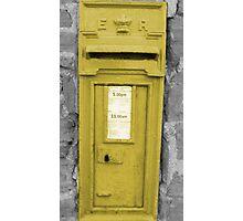 Lime box... Photographic Print