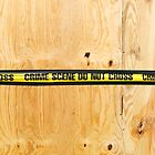 CRIME SCENE DO NOT CROSS by briceNYC