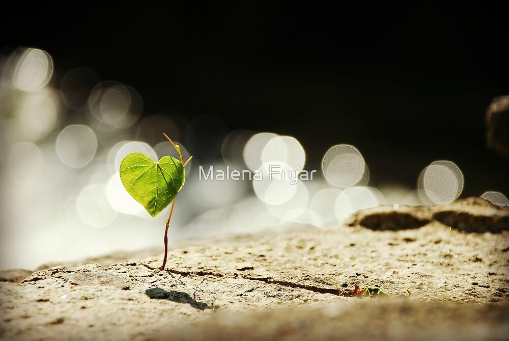 Love... by Malena Fryar