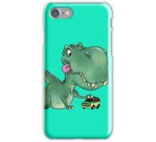 Playful Rex iPhone Case/Skin