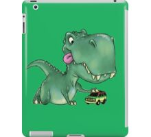 Playful Rex iPad Case/Skin