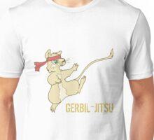 Gerbil-Jitsu Gerbil  Unisex T-Shirt