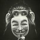 Anonymous I. by Lukas Brezak