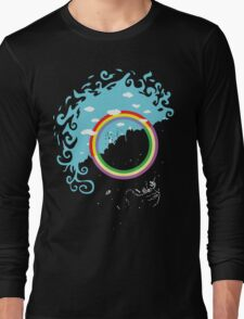 Somewhere under then rainbow Long Sleeve T-Shirt