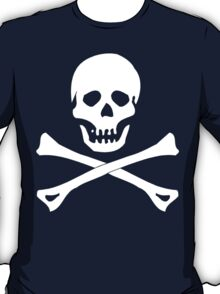 Skull And Crossbones Pirate T-Shirt
