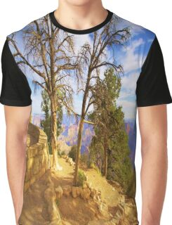"""Sunrise On The Rim"" Graphic T-Shirt"
