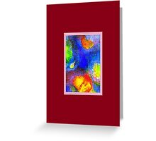 JWFrench Collection Marbled Card 50 Greeting Card