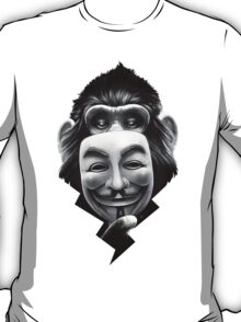 Anonymous I. T-Shirt