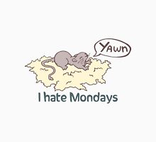I Hate Mondays Gerbil Unisex T-Shirt