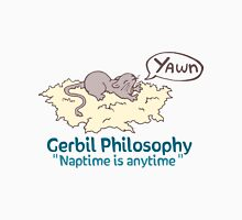 Naptime is Anytime Gerbil  Unisex T-Shirt