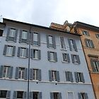 Apartment in Rome by Claire Elford