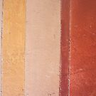 Villa d'Este Striped Wall by Claire Elford