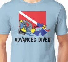 ADVANCED SCUBA DIVER Unisex T-Shirt