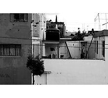 Oaxaca Building Photographic Print