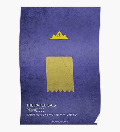 The Paper Bag Princess Poster