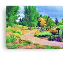 Garden Inspiration Canvas Print