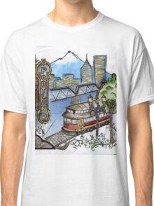 portland tshirt contest Classic T-Shirt