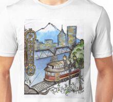 portland tshirt contest Unisex T-Shirt