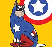 Captain Americat by MldirtySocks